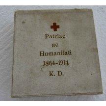 Čestné vyznamenání za zásluhy o červený kříž - stříbro