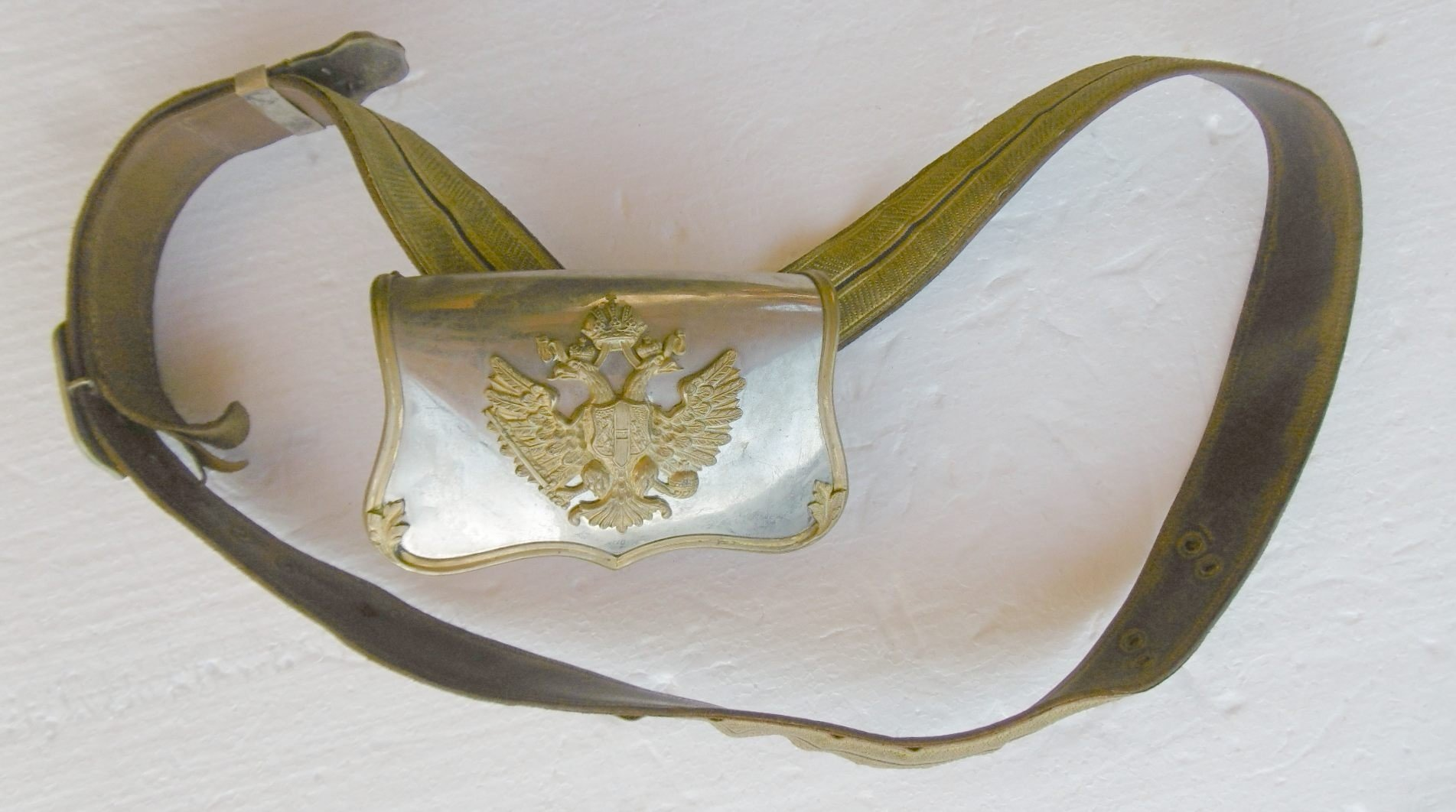 Dragoun - patron taška s opaskem