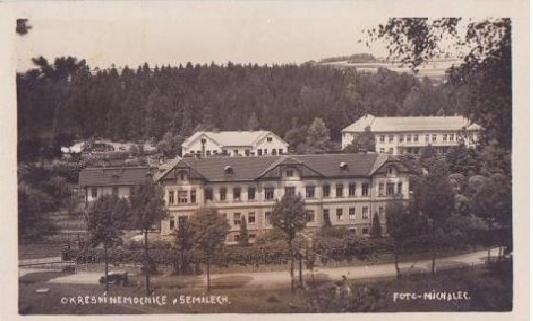Semily, nemocnice