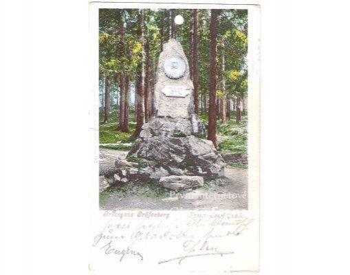 Jeseník pramen Franz Josef Quelle