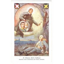 Miniportréty Carl Franz Josefa a Franz Josefa