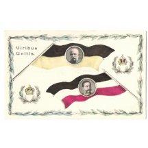 Wilhelm II. a Franz Josef I.- Viribus Unitis