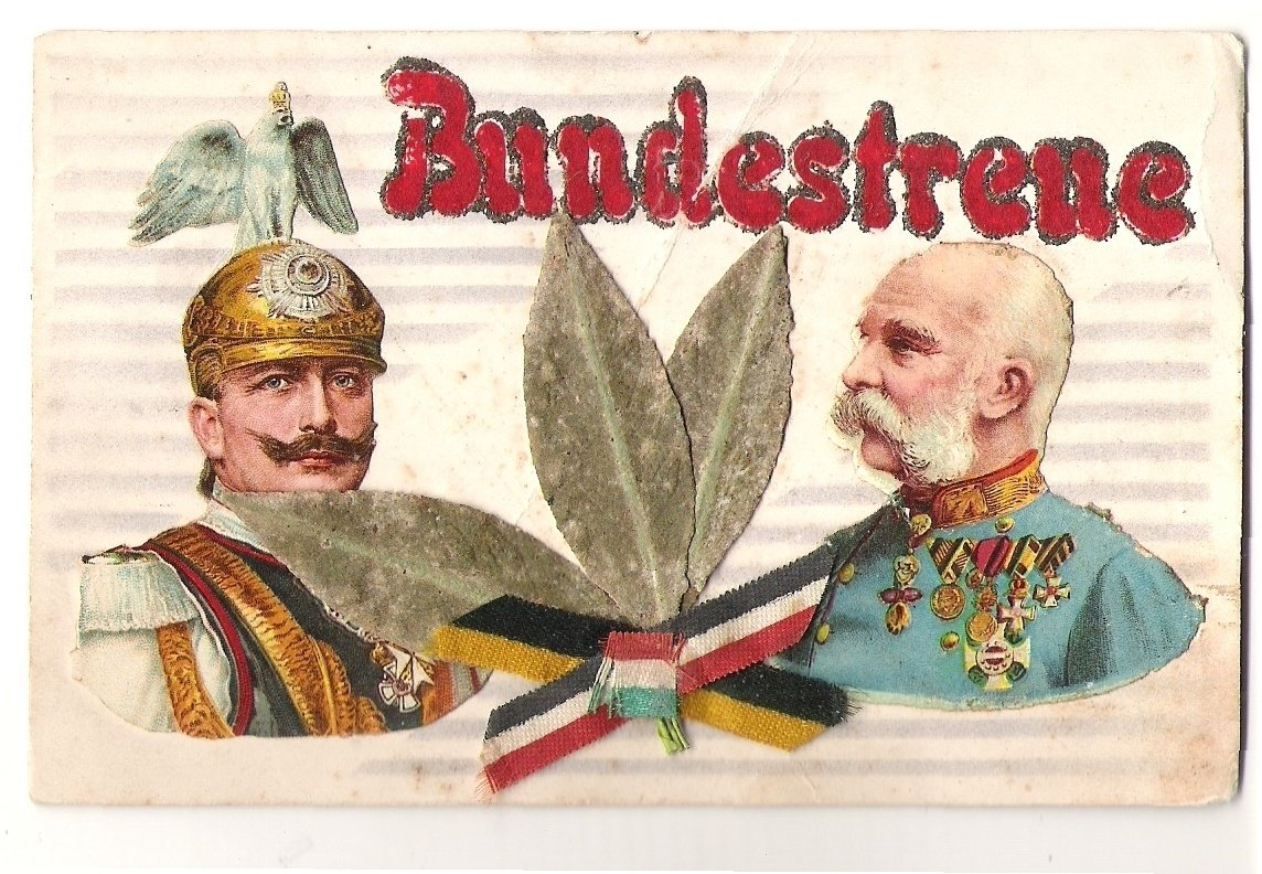 Franz Joseph and Wilhelm : Bundestrene