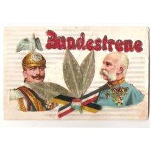 Franz Josef a Wilhelm: Bundestrene
