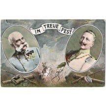 Franz Joseph , Wilhelm in a war