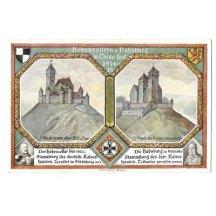Imperial castles of Franz Joseph and Wilhelm