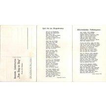 4th register of advertising postcards - Franz Joseph, Wilhelm