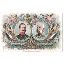 Franz Josef , Wilhelm and war decoration
