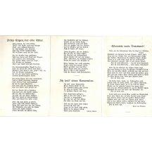 2nd register of advertising postcards - Franz Joseph , Wilhelm