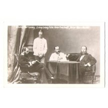 Franz Joseph and his brothers ( Max, Ludvig,Viktor )