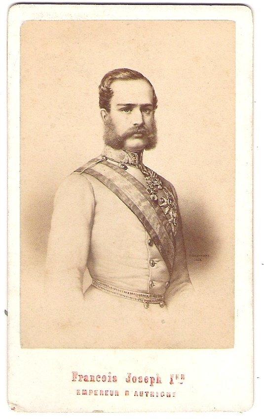 Franz Josef za mlada
