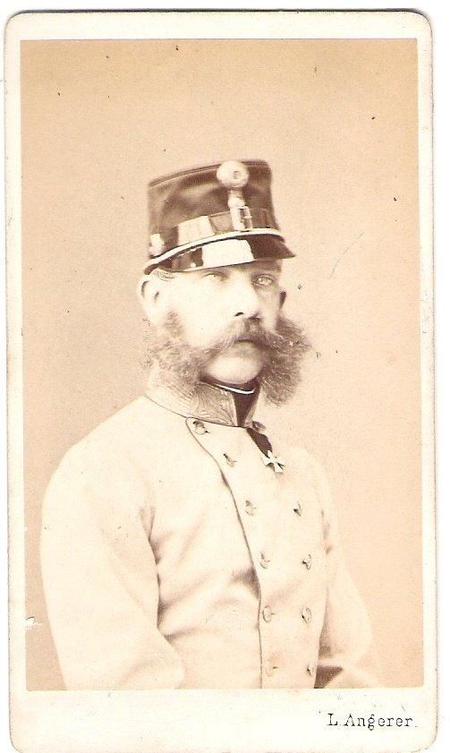 František Josef -deskové foto