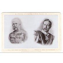 Franz Josef I. a Wilhelm II.