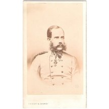 Franz Joseph in uniform