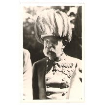 Photo from year 1916 , Franz Joseph is already very tired