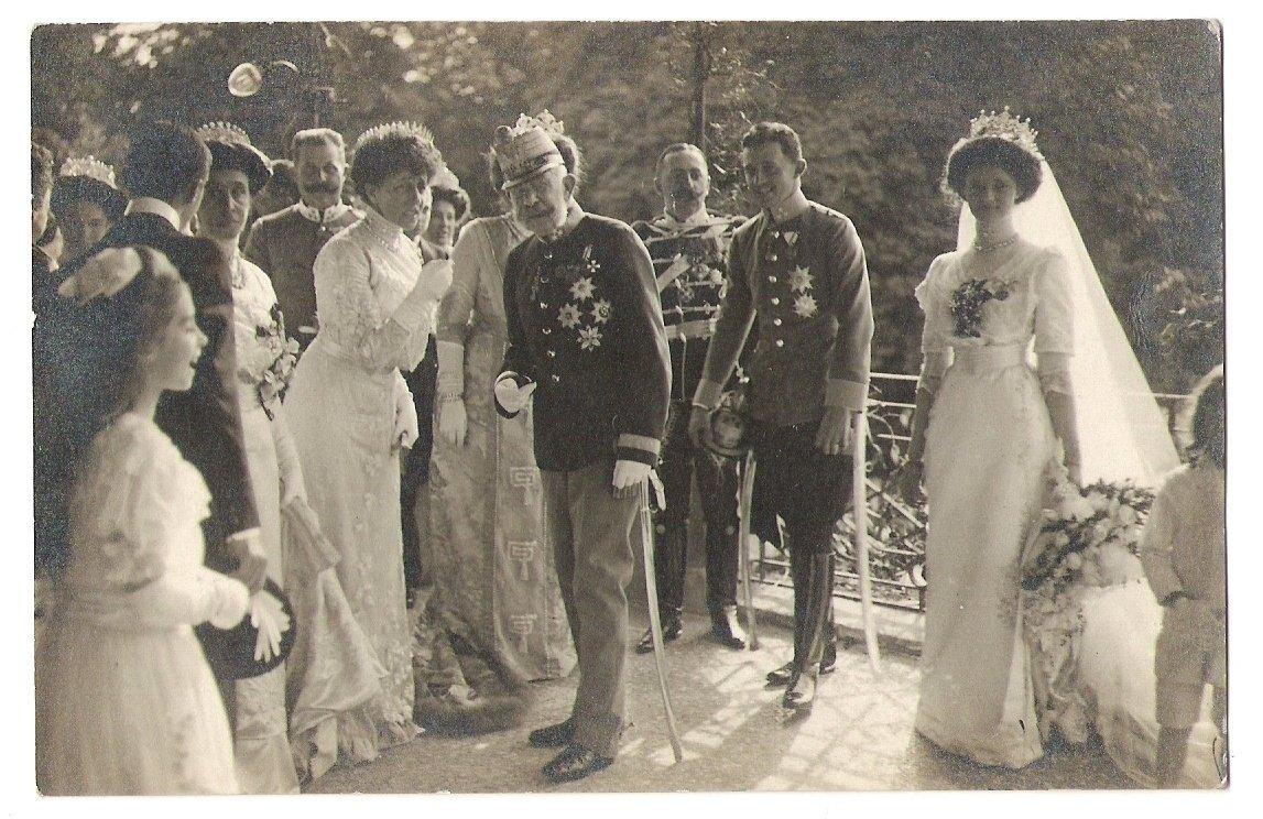 Franz Joseph's I. family