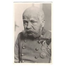Body - double of Franz Joseph ? Or is that a real photo ?