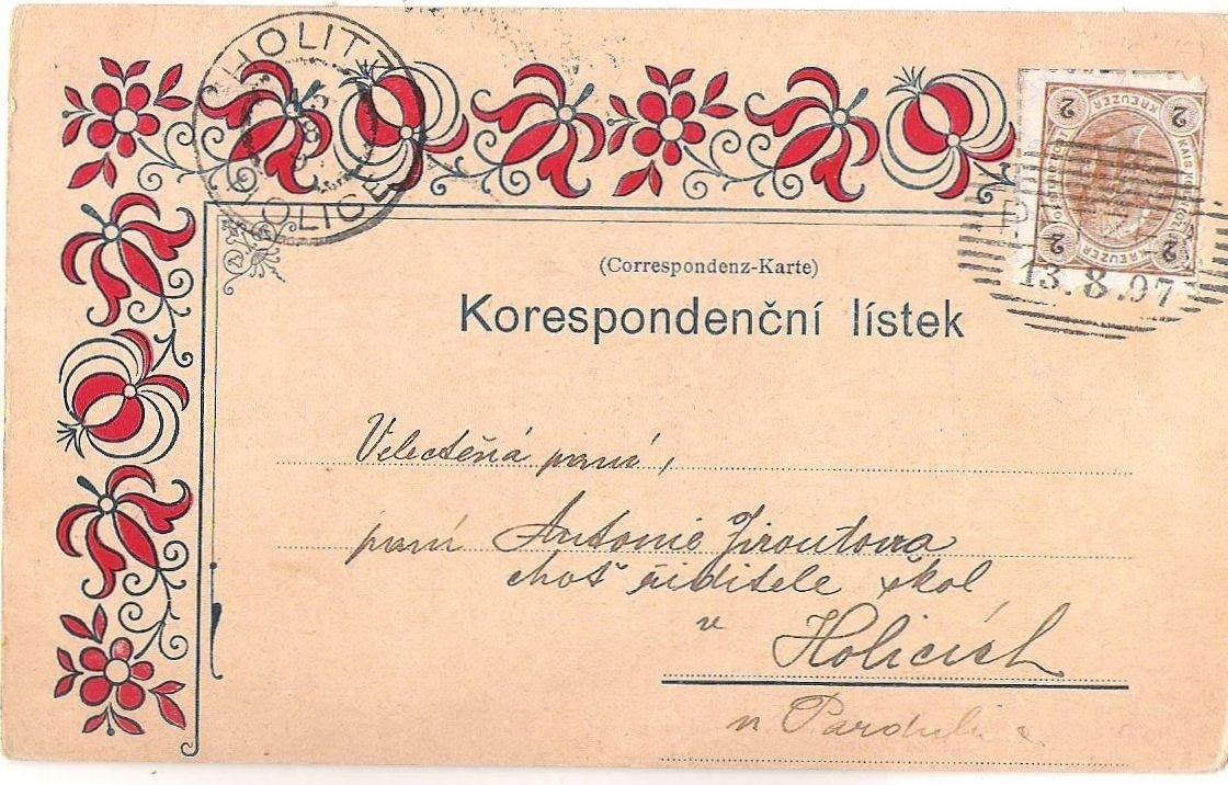 Kaple a hostinec - Sněžka / 1897