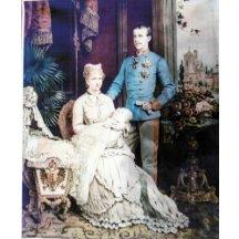 Korunní princ Rudolf a Štepánka