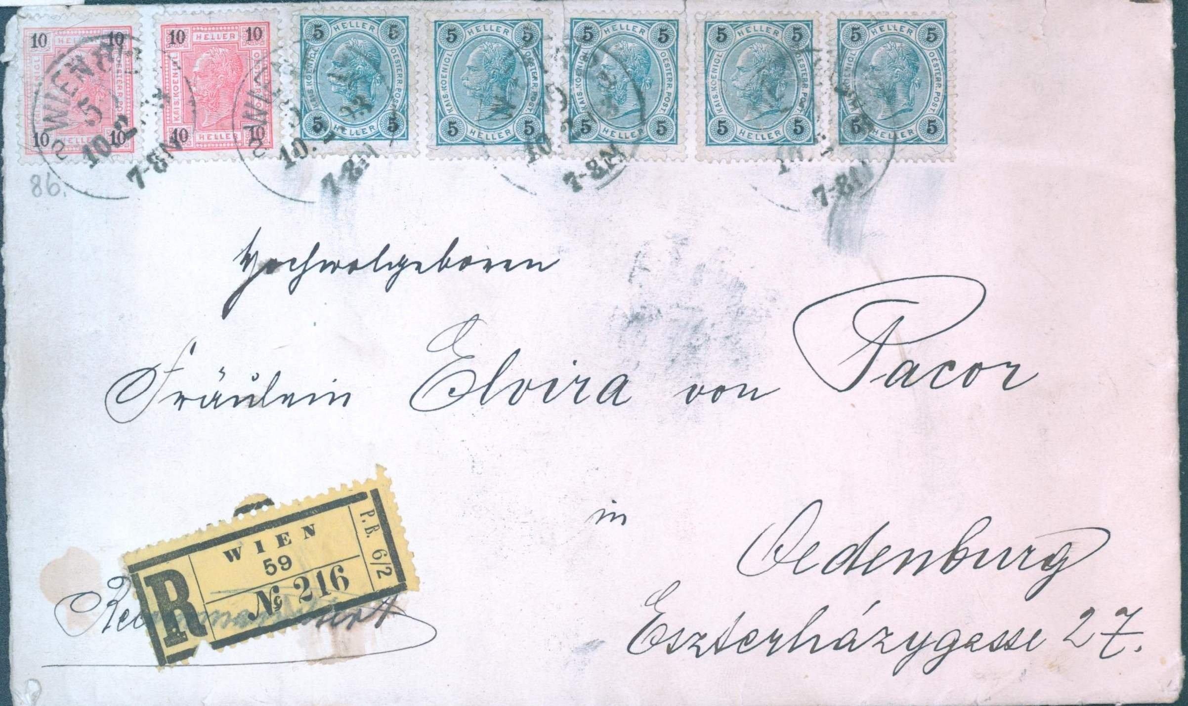 Vídeň – Oedenburg (Sopron)