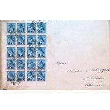 20-blok 5h na dopise, dekorativní