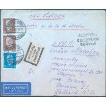 Hirschberg – Moskva