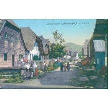 Strážný - Kuschwarda (dobročinné příplatkové známky)