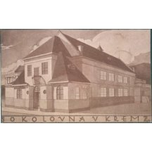 Sokolovna v Křemži