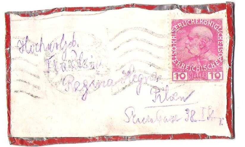 205 Dopis - kov/ skutečně prošlé