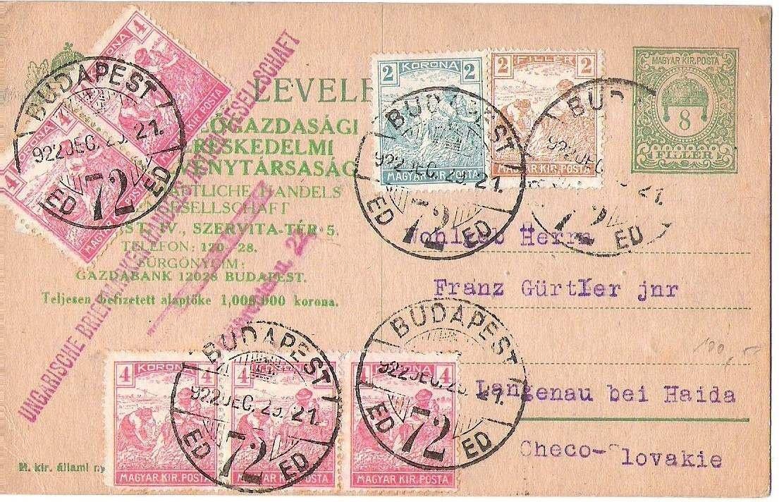 Uhry- Maďarsko/ celina